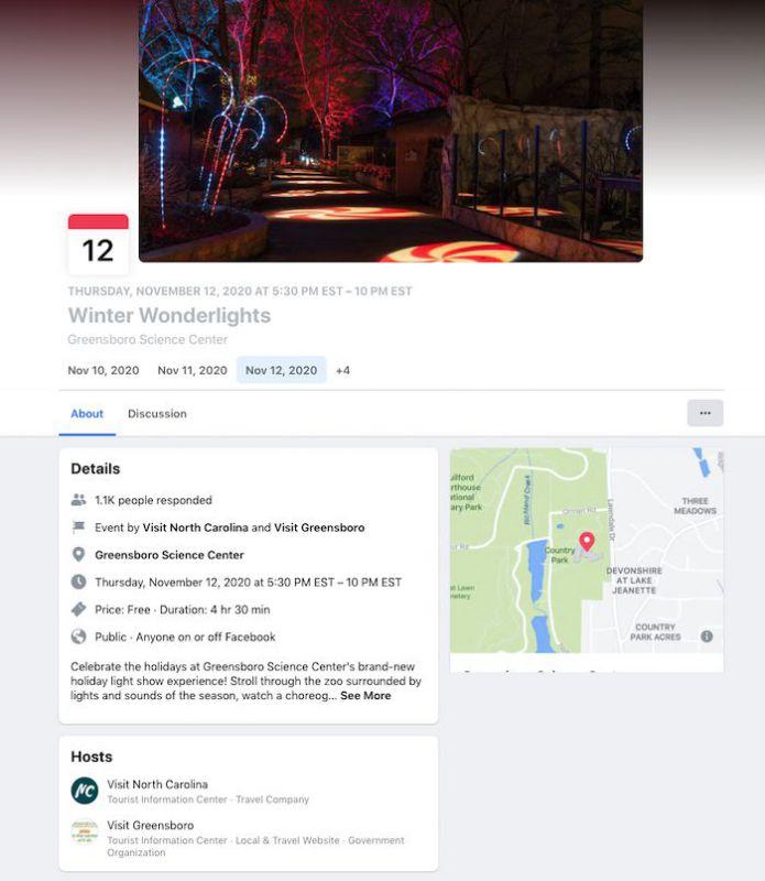 facebook event social